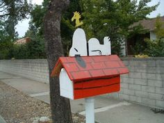 Creative mailboxes are a great way to accent your home with humor and style!