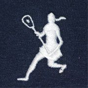 Laxgal because you don't play polo. Tell the world you play lacrosse. Laxwear
