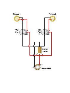 Piezo Guitar Wiring Diagram - Wiring Diagram All on