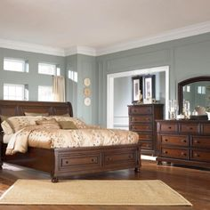 Our bedroom furniture!