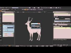 Ptex texture maps with Mari - YouTube