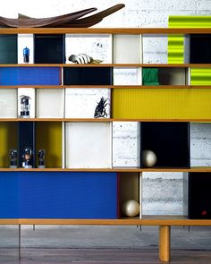 A Bookshelf By Charlotte Perriand At Atelier Jean Prouv Made In 1953
