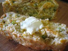 Cupcake Boom: Jalapeno Cheddar Bread