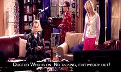 Sheldon knows the rules!