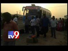 Driver abandon passengers midway as private bus breaks fails