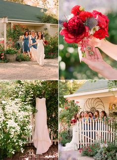 Real Wedding: Alisa & Tim   Snippet & Ink