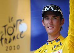 TdF 2010_Andy Schleck sera déclaré vainqueur après disqualification d'Alberto Contador le 6 février 2012. (google.ca)