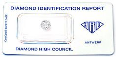 Foto 1, Diamant 1,162ct Brilliant IGI G Lupenrein VG/VG Diamond, D5948
