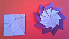 another nine pointed star + CP, back | Flickr - Photo Sharing!