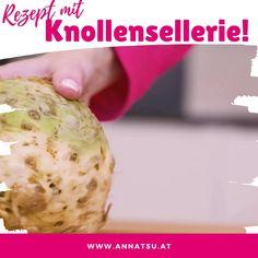 Heute hab ich eines meiner liebsten Knollensellerie Rezepte für dich. Knollensellerie ist ein wunderbares Gemüse in der TCM Ernährung. Dieses TCM Rezept ist auch vegetarisch! #knollensellerierezepte #knollensellerie #knollensellerierezeptevegetarisch #tcmrezepte #tcmernährung #knollensellerieimofen #knollenselleriekartoffel Baked Potato, Cabbage, Potatoes, Baking, Vegetables, Videos, Ethnic Recipes, Food, Simple