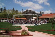 Monte Vista Christian School Amphitheater MS Activity