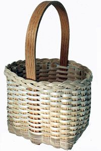Garden Basket Weaving Kit with easy Braid Border and hardward handle. $21.45 from BasketWeaving.com. Click here for more info.
