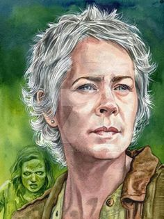 Carol - The Walking Dead