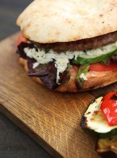greek burger #ClippedOnIssuu from Veter Magazine September-October  2013