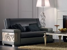Upholstered 2 seater sofa ÉTOILE day Collection by Cantiero | design Arbet Design
