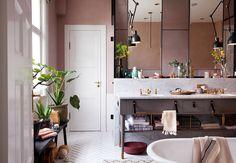 Ryott Arkitektur // Baggensudden // pink