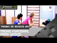 Treino para Idosos #4 - Treino Funcional para Terceira Idade - YouTube
