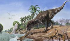 Sergey Krasovskiy - Prehistoric life