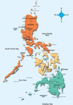 I was born in Manila, Philippines