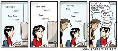 PHD Comics: Save
