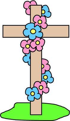 Jesus Dies on the Cross children's version Bible story