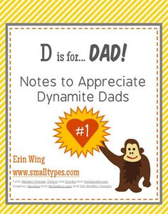 Celebrate Dad  - Pinned by @PediaStaff – Please Visit  ht.ly/63sNt for all our pediatric therapy pins