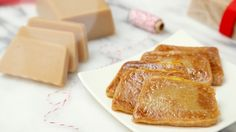 Chinese New Year Cake Sticky Rice Cake Tikoy Nian Gao Recipe, Chinese New Year Cake, Sweet Sticky Rice, Delicious Desserts, Dessert Recipes, New Year's Cake, Food Wishes, Taiwan Food, Food Challenge