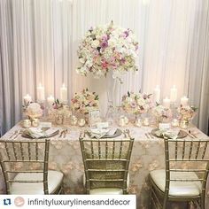 fabulous vancouver wedding Be sure to check out @infinityluxurylinensanddecor booth at the wedding Fair #weddingfair #weddingdecor by @vancouverflower  #vancouverwedding #vancouverweddingdecor #vancouverwedding