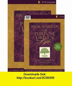 The Purpose Driven Life Curriculum Kit A Six-Session Video-Based Study for Groups or Individuals (Purpose Driven Life, The) (9780310278658) Rick Warren , ISBN-10: 0310278651  , ISBN-13: 978-0310278658 ,  , tutorials , pdf , ebook , torrent , downloads , rapidshare , filesonic , hotfile , megaupload , fileserve