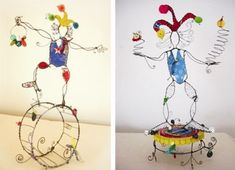 ana moraes - does some great things with wire!