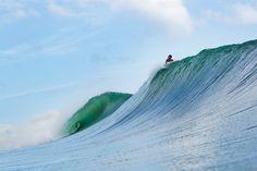 costa rica surfing by DJ Struntz