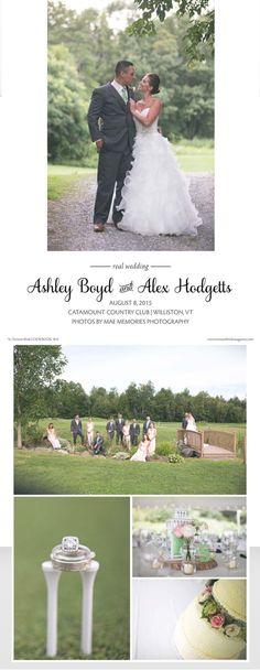 www.vermontbridemagazine.com #vermont #real #wedding #inspiration #lookbook