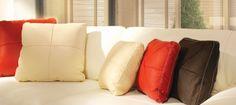 Decoración en colores por Muebles Placencia