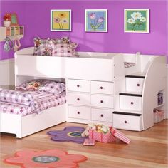 kids bed | Bunk Beds - Kids Bunk Beds Solutions - L-Shaped Bunk Beds - Berg ...