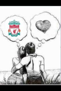 My one true love - Liverpool FC