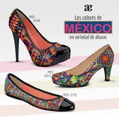 ¡Pensamos en ti! #Diseños de #Mexico, en diferentes alturas.
