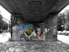 Street Art I Rakaposhii I Huami I Tuk I Tona I cologne streetart streetartcologne urbanart köln ehrenfeld