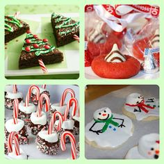 All the BEST Christmas treat recipes on one post. This blogger is a lifesaver!