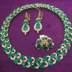 Weddings in India with The Wedding Design Company and Taj Hotels Real Diamond Necklace, Emerald Jewelry, Luxury Wedding, Indian Jewelry, Wedding Designs, Sunita Shekhawat, Jewellery, Emeralds, Bracelets