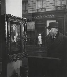 Robert Doisneau, 'Vitrine, Galerie Romi, Paris ', 1948