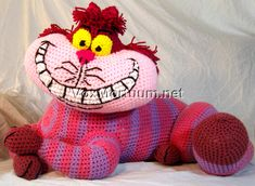 Cheshire Cat Tribute Doll by voxmortuum on deviantART