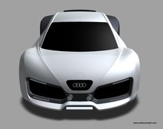 Audi RS7, a Sportscar Concept With Audi R8 Elements
