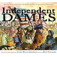 American Revolution - great resource for picture books.