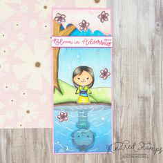 More details on how I made this card on my blog (link included in pin)!