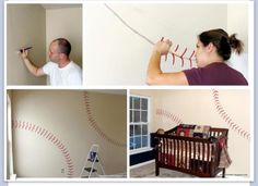 How my mom is going to do my room. Not a baby room.
