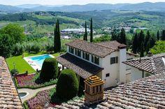 Tuscan Chianti Estate | San Casciano, Italy | Romolini