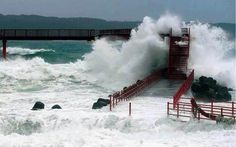 Typhoon Halong Hits Japan: 10 Dead So Far