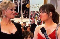 Nonverbal Communication Analysis No. 3111: Dakota Johnson rips into her Mom, Melanie Griffith at Oscars (VIDEO, PHOTOS)  http://www.bodylanguagesuccess.com/2015/02/nonverbal-communication-analysis-no_23.html