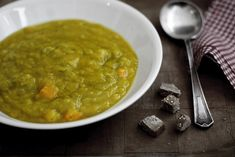 אחלה מרק. הכנתי אותי כבר פעמיים... ליה שומרון פינדר | בישול בריא | מתכונים בריאים | מרק אפונה