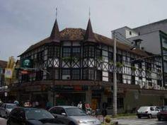Blumenau and Pomerode, German towns in Brazil